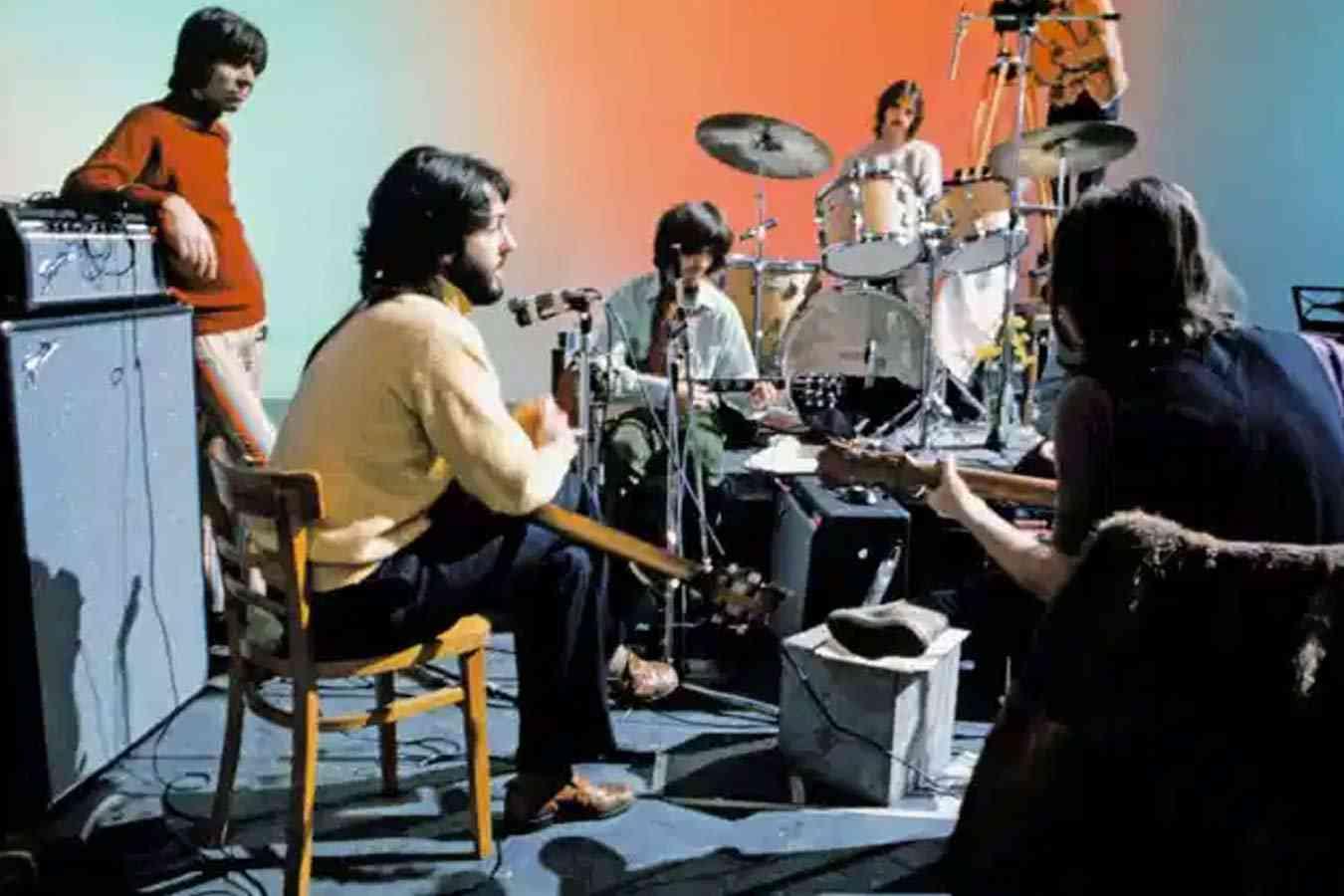 The Beatles: Get Back! Le prime immagini del documentario di Peter Jackson