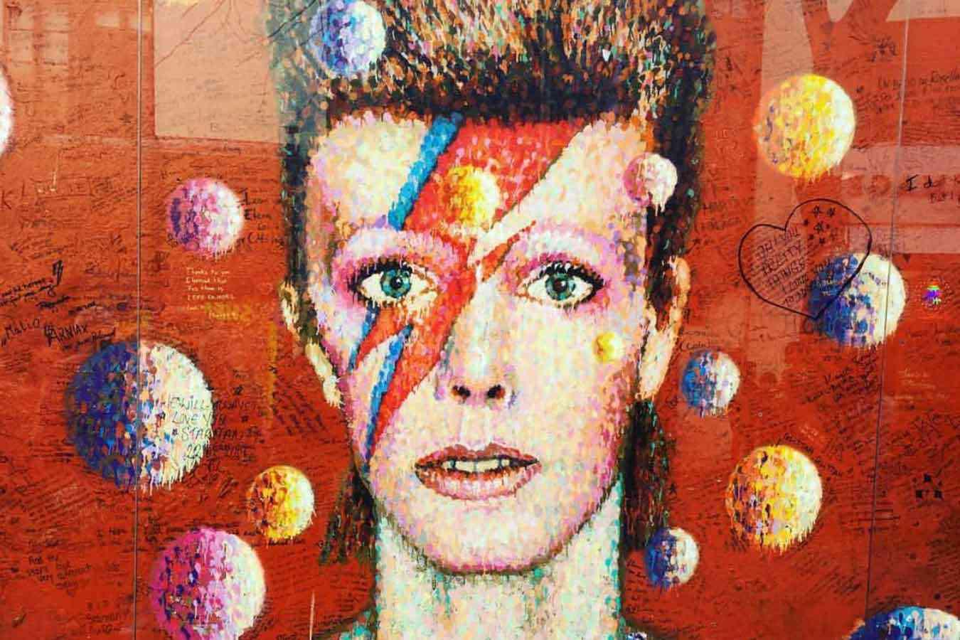 Il cibo e la musica: la strana dieta di David Bowie