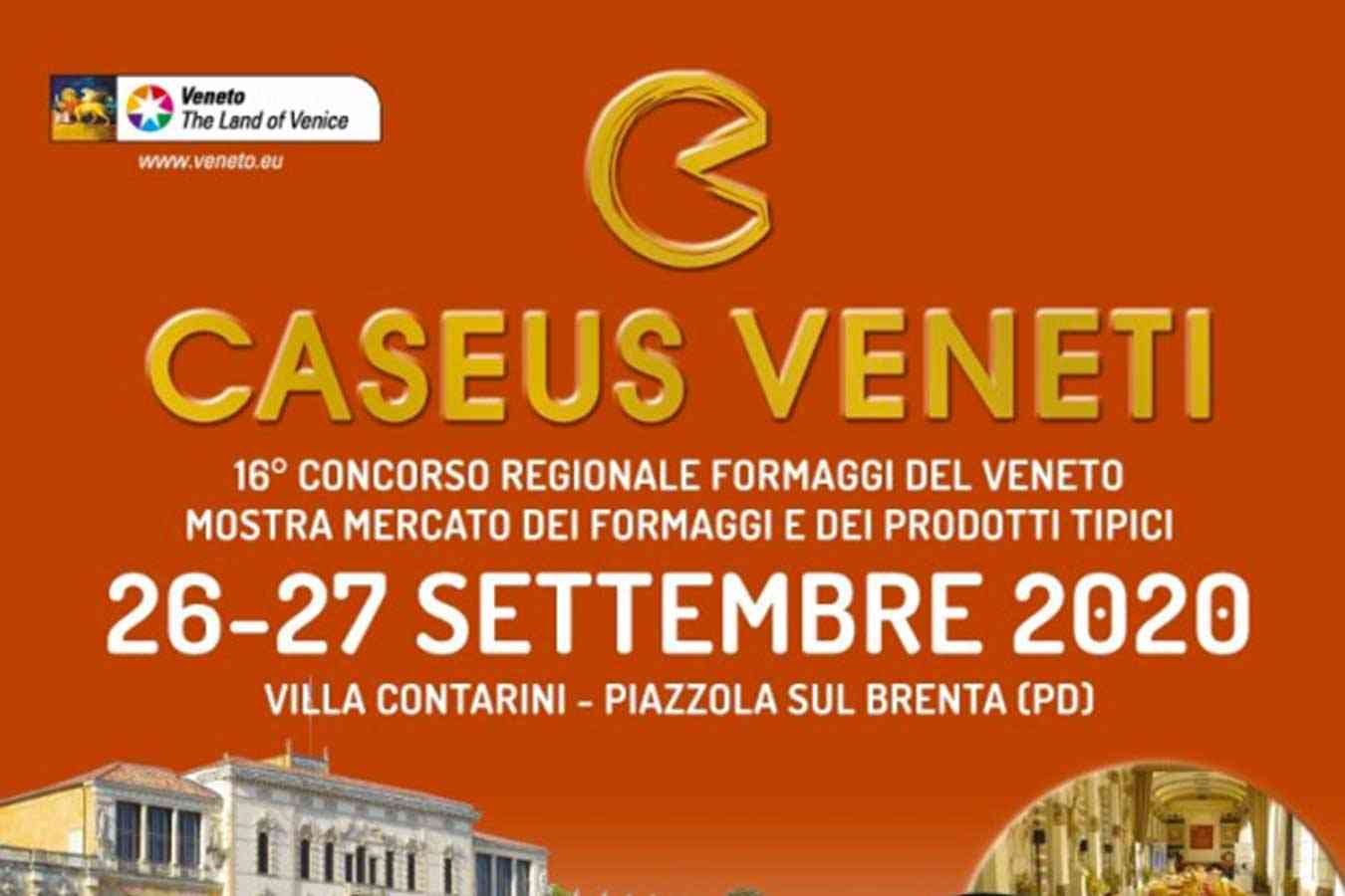 CASEUS VENETI 2020: Monte Veronese DOP nel cuore della Toscana