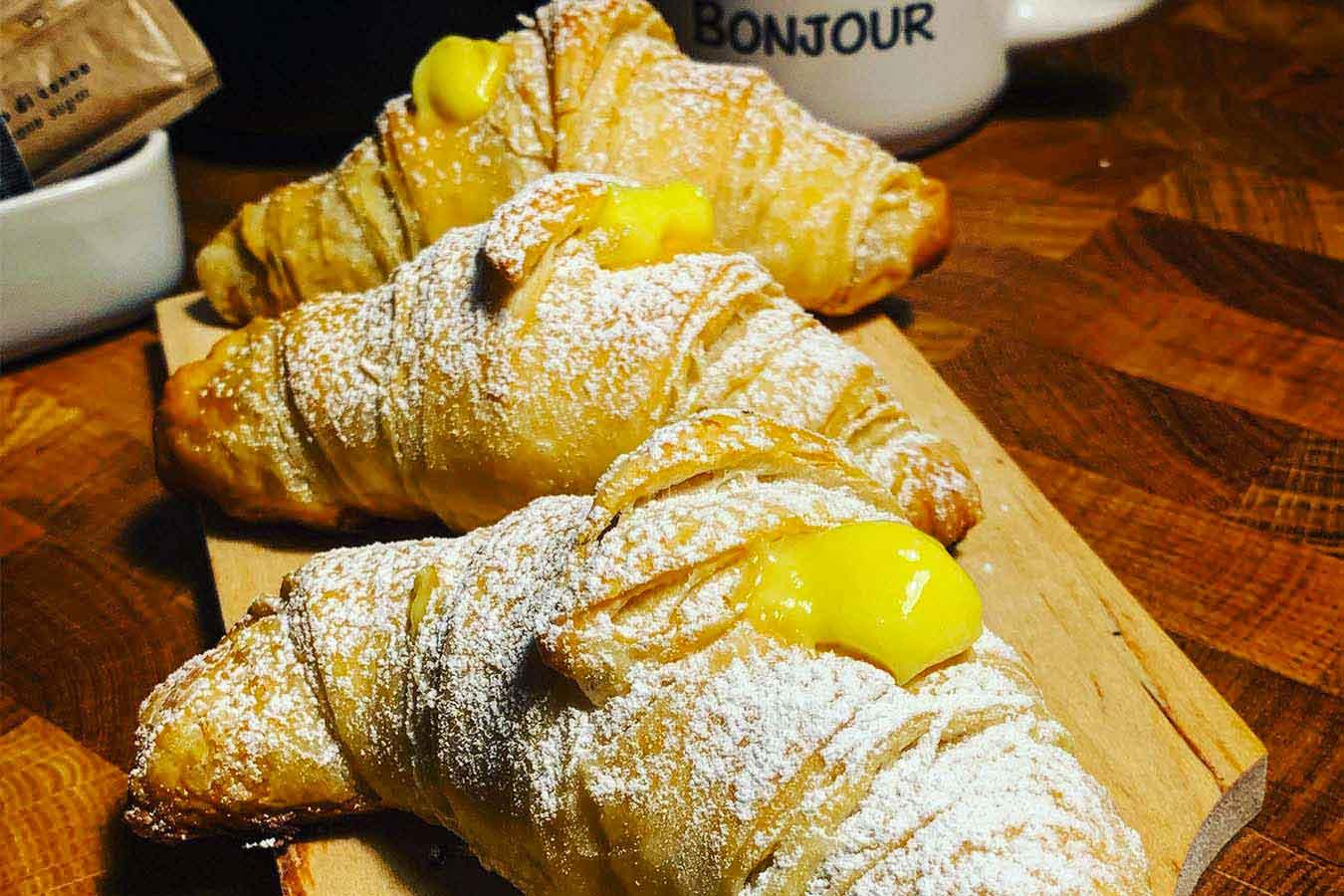 Cornetti, Brioche, Croissant