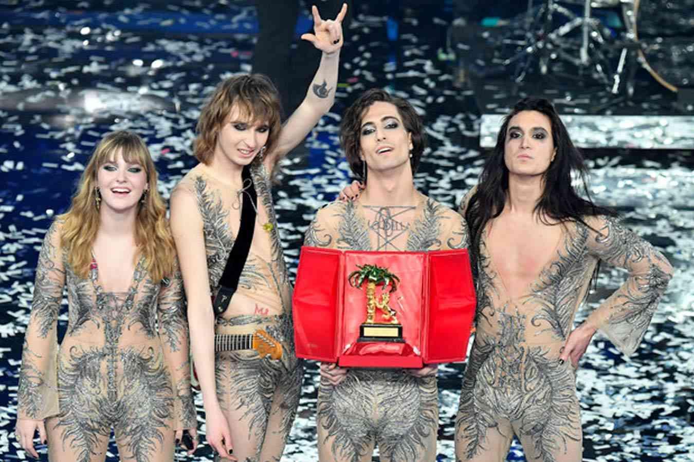 Zitti e Buoni, il rock vince a Sanremo grazie ai Maneskin