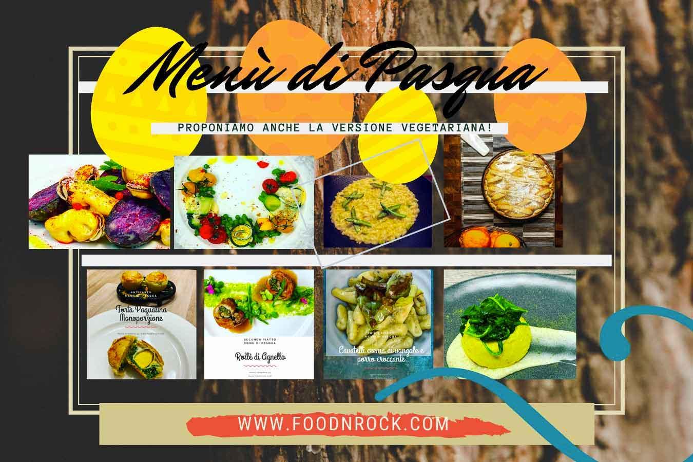 Pasqua 2020 all'insegna di un menù tutto casalingo, #iocucinoacasa!