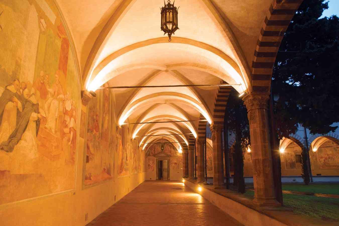 Rigoni di Asiago: ultimato l'intervento di restauro degli affreschi a Santa Maria Novella
