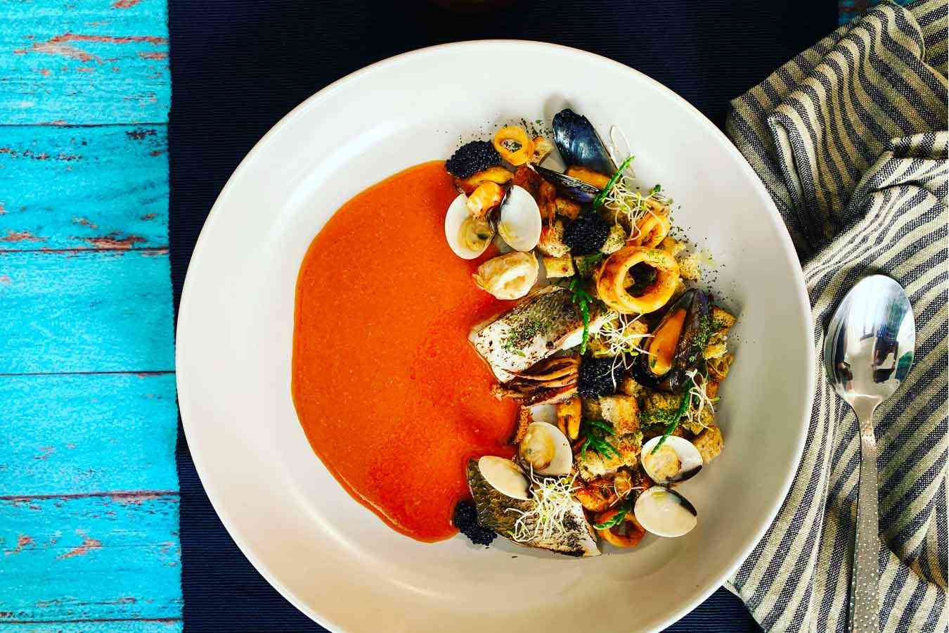 Zuppa di pesce Food'n'Rock